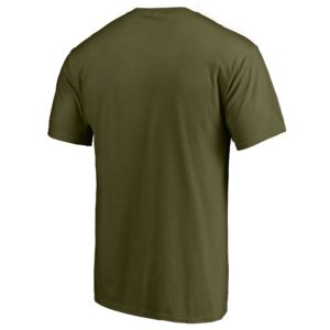 Fanatics Branded 2019 Camo Collection Jungle T-Shirt