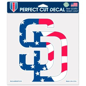WinCraft Patriotic 8″ x 8″ Color Decal