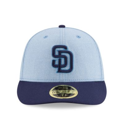 New Era 2018 Field Low Profile Fitted Hat