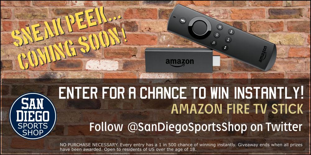 San Diego Padres Giveaways
